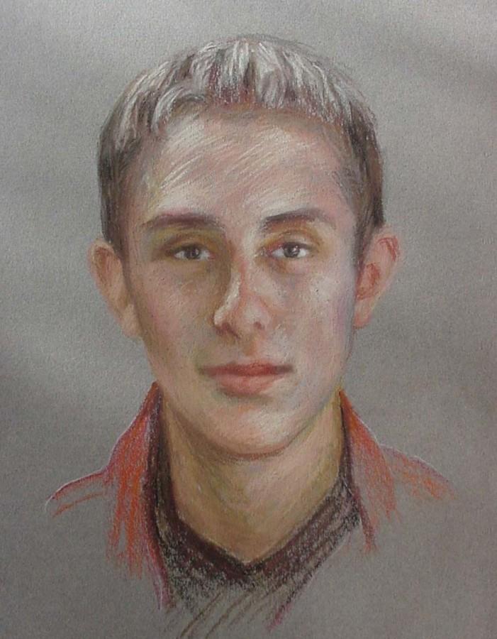 Richard - Pastel