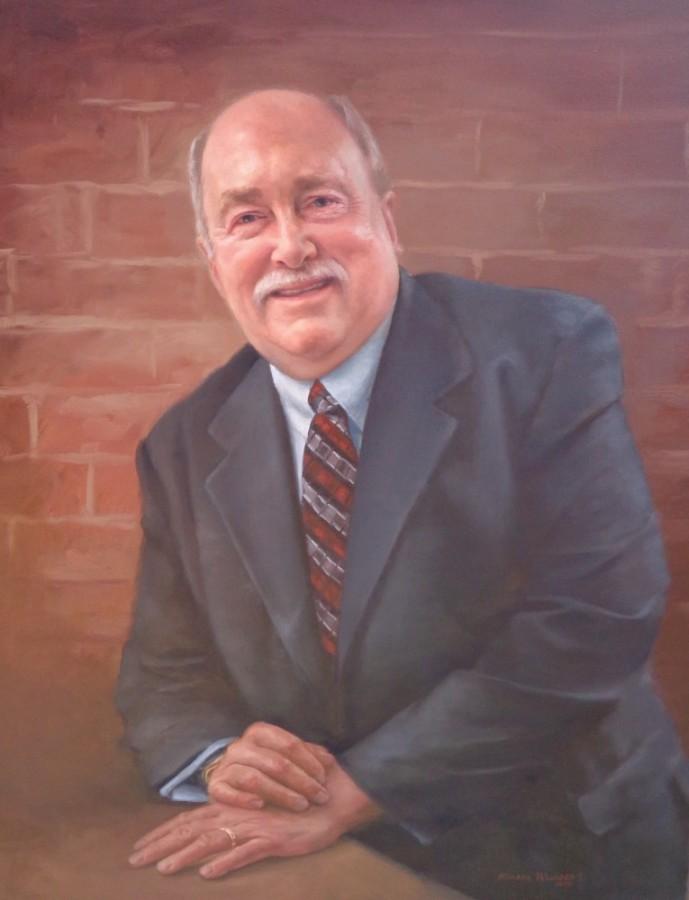 Ken Parr, Jr - Oil - 24 X 36